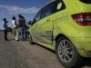Mercedes-Benz B-Class F-Cell; Almaty to Balkash